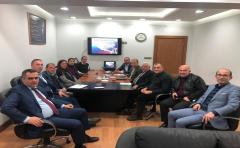 ATSO turizm konulu toplantı