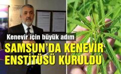 ''Kenevir Araştırma Enstitüsü'' Samsun'da Kuruldu