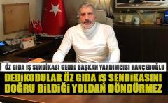 Hançeroğlu ''ÇAYKUR'da devrim sayılacak işlere imza attık''