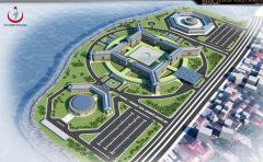 Rize Şehir Hastanesi'nin Proje İhalesi 2020'de Yapılacak