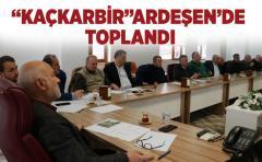 KAÇKARBİR Üyeleri Olağan Toplantısı Tamamlandı