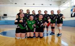 Fındıklı Lise Voleybol Takımı Türkiye Yarı Finallerinde