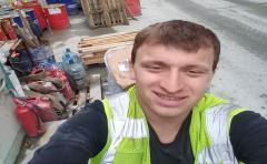 Rizeli Genç Metro İnşaatında Hayatını Kaybetti