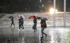 Meteoroloji'den Pazartesi Günü İçin Rize ve Artvin'e Kuvvetli Yağış Uyarısı