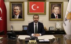 AK Parti Rize İl Başkanı Alim'den Kurban Bayramı Mesajı