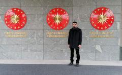 AK Parti Pazar Gençlik Kollarında yeni Başkan Karahan