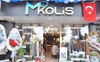 MD Kolis Yoğun bir katılımla Ardeşen'de açıldı