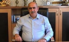Tunca Belde Belediye Başkanı Aytemiz'in Baba Acısı