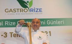 Rize'nin yöresel lezzetleri ''GastroRize Festivali'' ile tanıtılacak